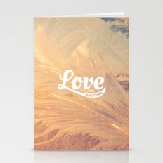 Love One Another - John 13:34 Stationery Cards