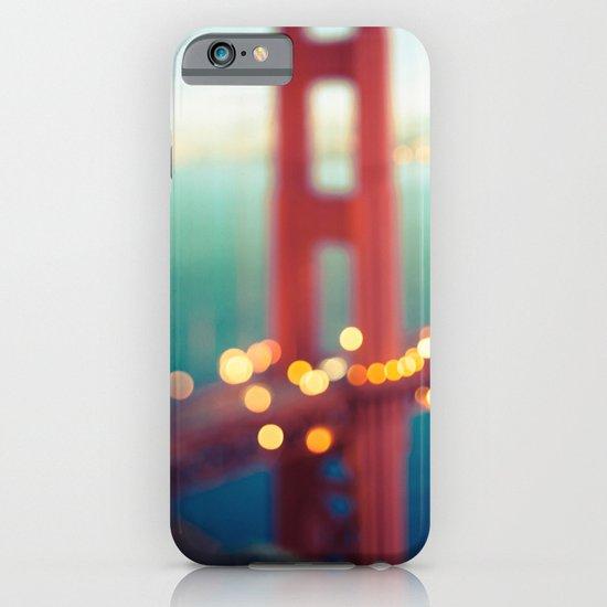 Meet Me In San Francisco iPhone & iPod Case