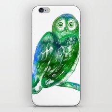 Eule   Owl iPhone & iPod Skin