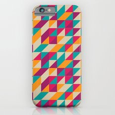 Triangles Pattern Slim Case iPhone 6s