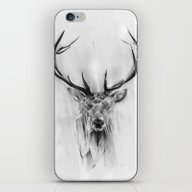 Red Deer iPhone & iPod Skin