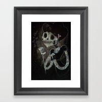 FREHEL Framed Art Print