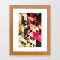 Pyrty Xyn Framed Art Print