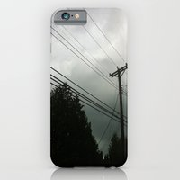 iPhone & iPod Case featuring /// by Riley Gallagher