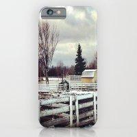 Yellow Barn iPhone 6 Slim Case