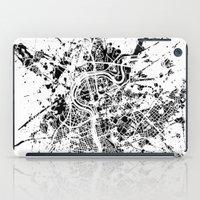 Rome map iPad Case