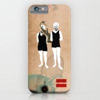 Swimmers iPhone 6 Slim Case