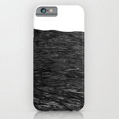 water at night iPhone 6 Slim Case