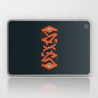 Monument Maze Laptop & iPad Skin