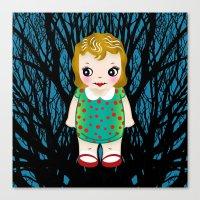 Kewpie 02 Canvas Print