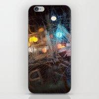 Scraped iPhone & iPod Skin