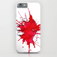 iPhone & iPod Case featuring Crushed by Cisternas