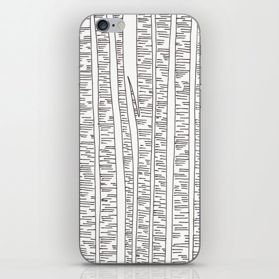 Lost In Stripes iPhone & iPod Skin
