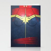 Call Me Captain  Stationery Cards