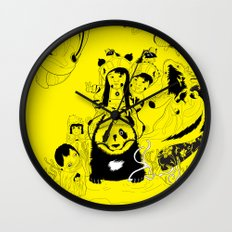 LAGORCA 01 Wall Clock
