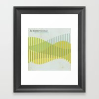 Jazz Revival Collection … Framed Art Print