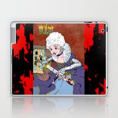 Jeannette-Marie, Zombie Slayer of Marseille Laptop & iPad Skin