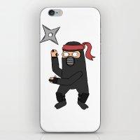 Go_ninja iPhone & iPod Skin