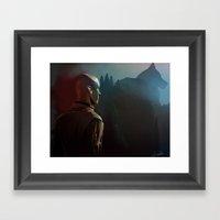 Fen'Harel Framed Art Print