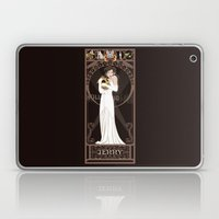 Jenny Nouveau - The Rock… Laptop & iPad Skin