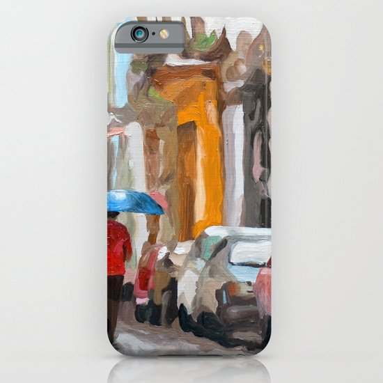Havana Rain iPhone & iPod Case