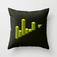 The LATERAL THINKING Project - Movimiento Throw Pillow