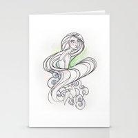 Aisling | Secret Of Kell… Stationery Cards