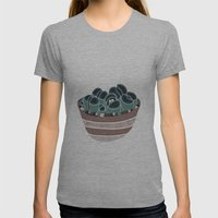 Lithops Womens Fitted Tee Athletic Grey SMALL