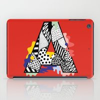 A for ….. iPad Case