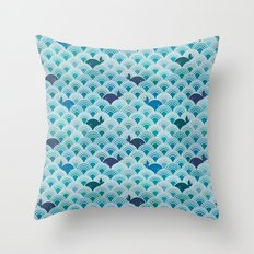 SONG OF THE SEA Throw Pillow