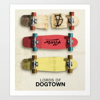 Lords Of Dogtown - Movie… Art Print