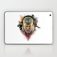 The Witcher Laptop & iPad Skin