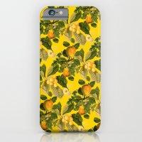 Richmond Gold iPhone 6 Slim Case