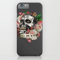 I'll Be Back iPhone 6 Slim Case