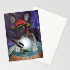 Deer of Commitment Stationery Cards
