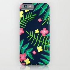 Natures Confetti Leaves  iPhone 6s Slim Case