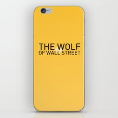 The Wolf of Wall Street iPhone & iPod Skin