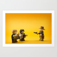 Hand over the Ring Art Print
