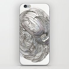 A Descent into the Maelstrom iPhone & iPod Skin