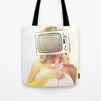 SEX ON TV - FOXY by ZZGLAM Tote Bag