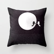Moon Alternative Movie P… Throw Pillow