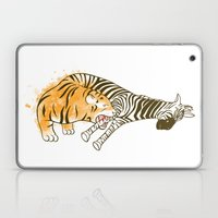 A Self Containing Food Chain Laptop & iPad Skin