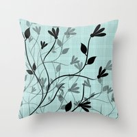 Gentle Breeze Throw Pillow