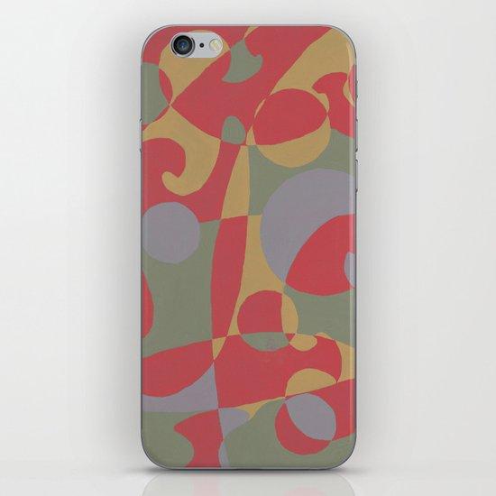 Intdes 2 iPhone & iPod Skin