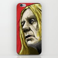 Iggy tribute iPhone & iPod Skin