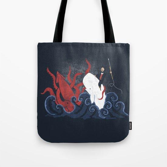 Dangerous Waters Tote Bag