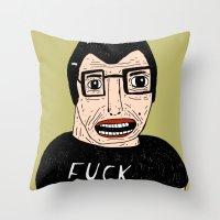 YOU! Throw Pillow