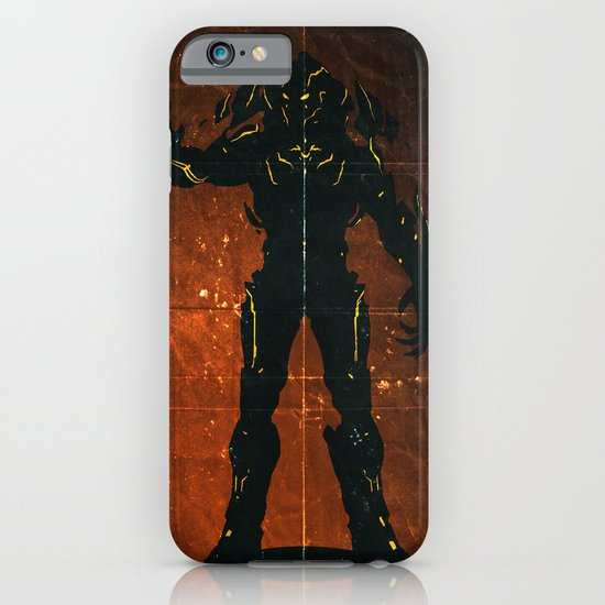 Halo 4 - The Didact iPhone & iPod Case