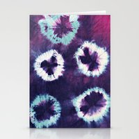 Tie-Dye I Stationery Cards