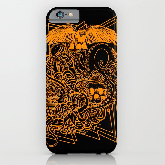 Tidal wave iPhone & iPod Case
